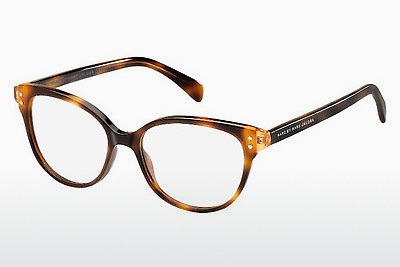 Lunettes design Marc MMJ 632 A8X - Orange, Brunes, Havanna