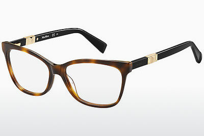 Eyewear Max Mara MM 1290 BHZ - Gold, Brown, Havanna