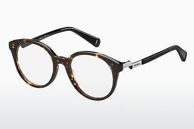 Lunettes design Max & Co. MAX&CO.341 086 - Brunes, Havanna