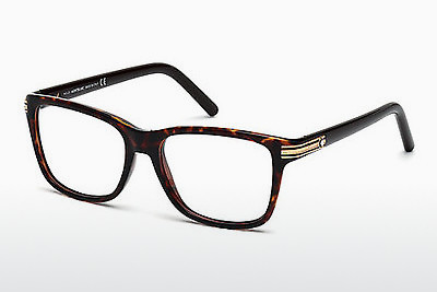 Eyewear Mont Blanc MB0477 052 - Brown, Havanna