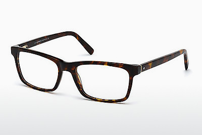 Eyewear Mont Blanc MB0541 056 - Brown, Havanna