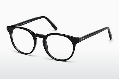 Eyewear Mont Blanc MB0542 001 - Black, Shiny
