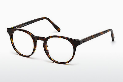 Eyewear Mont Blanc MB0542 052 - Brown, Havanna