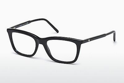Eyewear Mont Blanc MB0553 001 - Black, Shiny
