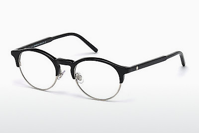 Eyewear Mont Blanc MB0555 001 - Black, Shiny