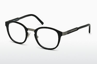 Eyewear Mont Blanc MB0611 002 - Black, Matt