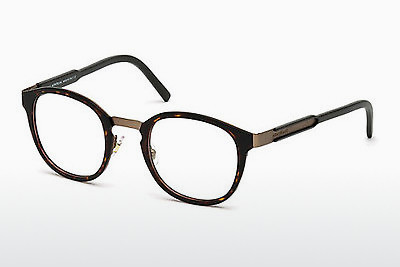 Eyewear Mont Blanc MB0611 052 - Brown, Dark, Havana