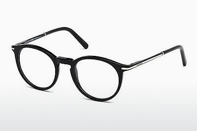 Eyewear Mont Blanc MB0625 001 - Black, Shiny