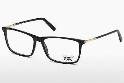 Eyewear Mont Blanc MB0626 A01 - Black, Shiny