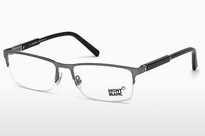 Eyewear Mont Blanc MB0636 014 - Grey, Shiny, Bright
