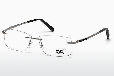 Eyewear Mont Blanc MB0670 014 - Grey, Shiny, Bright