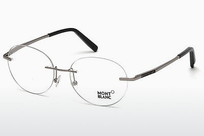 Eyewear Mont Blanc MB0691 014 - Grey, Shiny, Bright