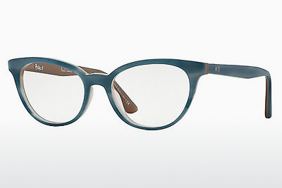 Lunettes design Paul Smith JANETTE (PM8225U 1449) - Bleues, Transparentes, Blanches