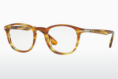 Eyewear Persol PO3143V 1050 - Yellow, Brown, Havanna