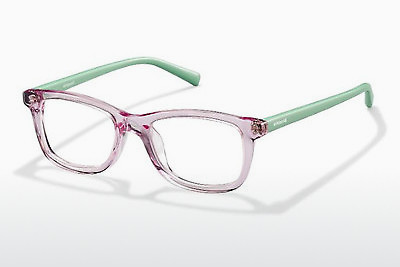 Eyewear Polaroid Kids PLD K 014 IJY - Pink, Transparent