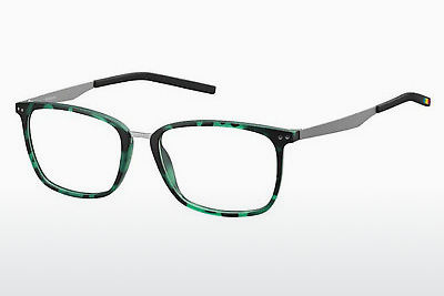 Eyewear Polaroid PLD D402 VZ7 - Green, Brown, Havanna, Silver