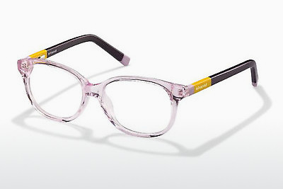 Lunettes design Polaroid PLD K 003 IRG - Rose, Orange