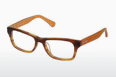 Eyewear Police VK030 D83M - Brown, Havanna