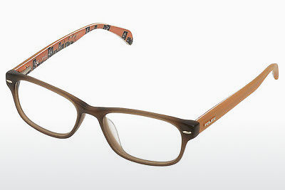 Eyewear Police ROBIN (VK036 V72M) - Transparent, Brown