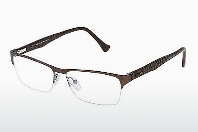 Eyewear Police CLOSE UP 4 (VPL040 0488) - Brown