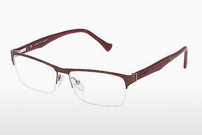 Eyewear Police CLOSE UP 4 (VPL040 0489) - Red