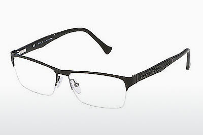 Eyewear Police CLOSE UP 4 (VPL040 0531) - Black