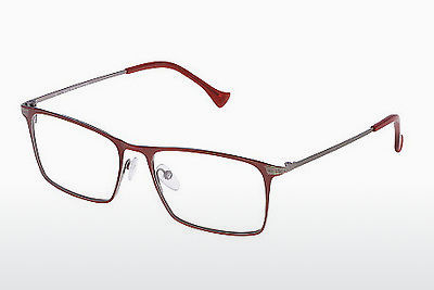 Eyewear Police FLUID 4 (VPL042 0489) - Red