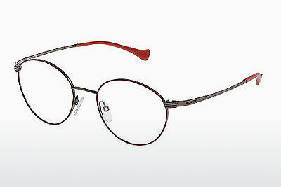 Eyewear Police RIVAL 4 (VPL066 08K6) - Grey, Red