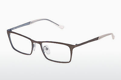 Eyewear Police VPL091 0488 - Brown