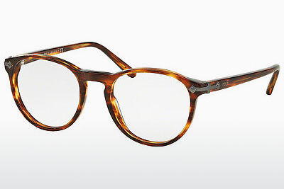 Lunettes design Polo PH2150 5007 - Brunes, Havanna