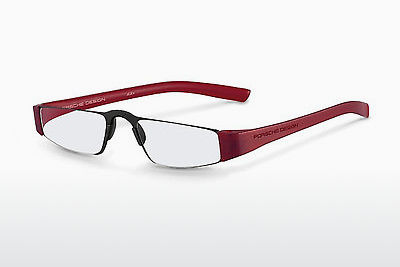 Eyewear Porsche Design P8801 B D2.50 - Grey, Black, Red