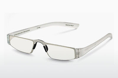 Eyewear Porsche Design P8801 M D1.00 - White, Transparent