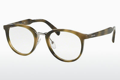 Eyewear Prada PR 03TV U6A1O1 - Brown, Havanna, Green