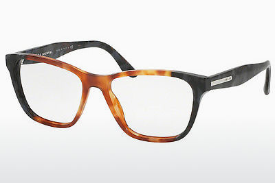 Eyewear Prada PR 04TV U6L1O1 - Brown, Havanna, Grey