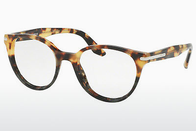 Eyewear Prada PR 07TV U6O1O1 - Brown, Havanna, Green