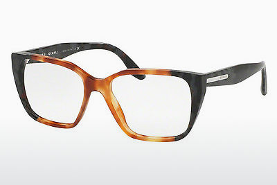 Eyewear Prada PR 08TV U6L1O1 - Brown, Havanna, Grey