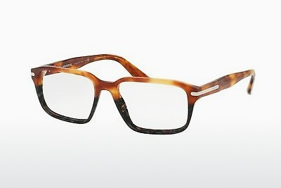 Eyewear Prada PR 09TV UFN1O1 - Brown, Havanna, Grey
