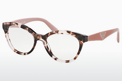 Lunettes design Prada TRIANGLE (PR 11RV ROJ1O1) - Rose, Brunes, Havanna