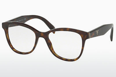Eyewear Prada PR 12TV 2AU1O1 - Brown, Havanna