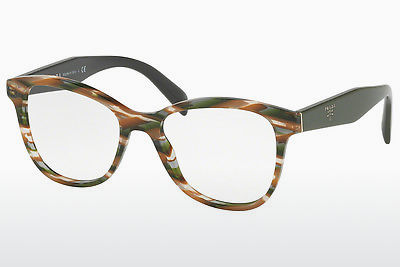 Eyewear Prada PR 12TV VAO1O1 - Brown