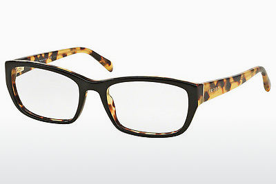 Eyewear Prada PR 18OV NAI1O1 - Black, Brown, Havanna