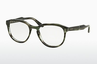 Eyewear Prada JOURNAL (PR 18SV UEP1O1) - Green, Brown, Havanna