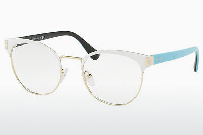 Eyewear Prada PR 63TV VIC1O1 - White, Gold