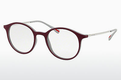 Eyewear Prada Sport PS 02IV VYZ1O1 - Red, Grey