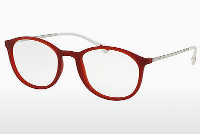 Eyewear Prada Sport PS 04HV U621O1 - Transparent, Red