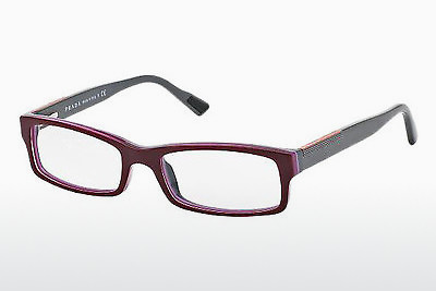 Eyewear Prada Sport PS 10AV TIP1O1 - Red, Bordeaux