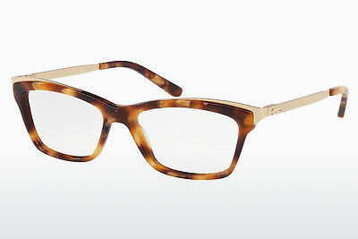 Lunettes design Ralph Lauren RL6165 5615 - Or, Brunes, Havanna