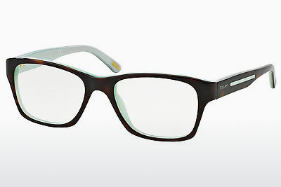Eyewear Ralph RA7021 601 - Blue, Green, Brown, Havanna