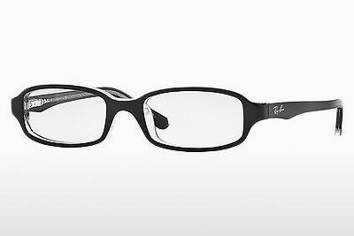 Lunettes design Ray-Ban Junior RY1521 3529 - Noires