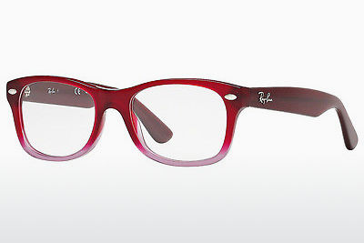 Lunettes design Ray-Ban Junior RY1528 3583 - Rouges